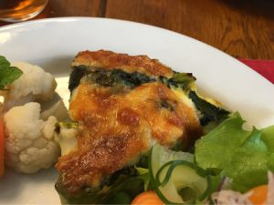 アスリートワンプレート料理sacchin-colza
