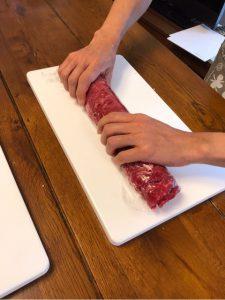 アスリートワンプレート料理教室sacchin-colza